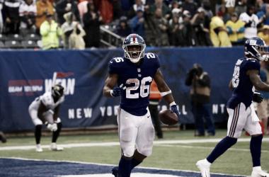 Foto: Reprodução/New York Giants