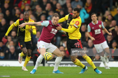 Pope and Barnes proud of Clarets' response in Watford win