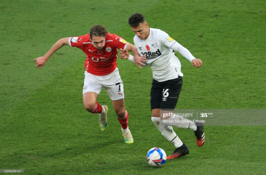 Brittain stepping up to the challenge at Barnsley