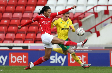 Barnsley 1-0 Norwich City: Styles shines as Reds progress