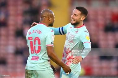 Barnsley 0-1 Swansea City: Ayew hands Swans the advantage