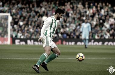 Antonio Barragán firmará con el Betis hasta 2020 | Foto: Real Betis Balompié.