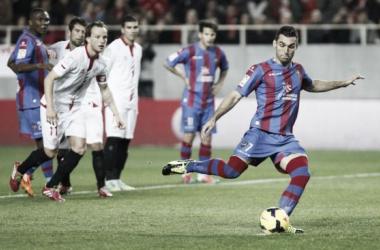 Sevilla - Levante: puntuaciones del Levante, jornada 21