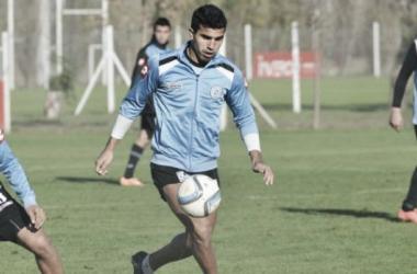 Barrios será el lateral por izquierda | FOTO: Mundo D.