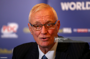 Darts: Barry Hearn Hoping For Capacity Crowd at World Matchplay in July
