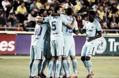 Análisis del Rival: F.C Barcelona, invictos pero sin Messi