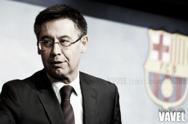 """Bartomeu: """"El equipo no quiere parar de ganar"""""""