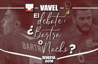¿Quién sellevará el puestovacante en la zaga española? | Montaje: Santiago Arxé Carbona (VAVEL)