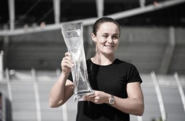 Actualización ránking WTA 1 de abril de 2019: Barty irrumpe en el top-10