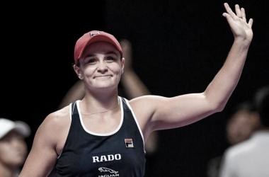 Barty anuncia que ficará fora do US Open e do WTA de Cincinnati por causa da pandemia