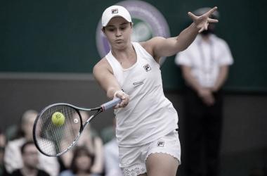 Barty se clasifica para la cuarta ronda de Wimbledon