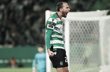 Bas Dost | Fuente: www.sporting.pt