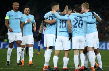 Champions League - Basilea Manchester City - Foto Champions League Twitter