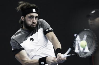 """Basilashvili jugará la final del """"China Open"""" contra Juan Martín Del Potro. Foto: We Are Tennis"""