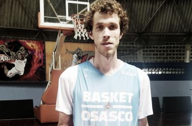 Em preparação para o Paulista, Basket Osasco anuncia contratação do alaGustavo Scaglia