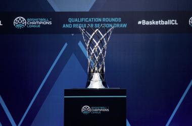 Fotografía: Basketball Champions League
