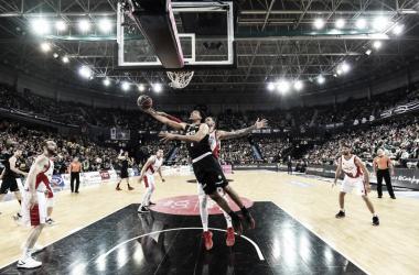 Bilbao Basket vs Baskonia en Miribilla / Foto: ACBCOM