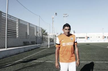 """Entrevista. Basti, exjugador del Málaga CF: """"Al Málaga le hace falta un delantero potente"""""""