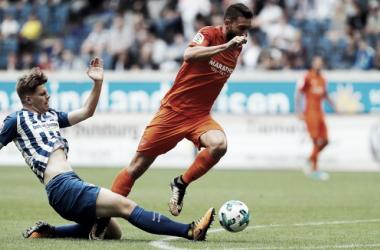 Borja Bastón, el jugador estrella del nuevo Málaga 17-18