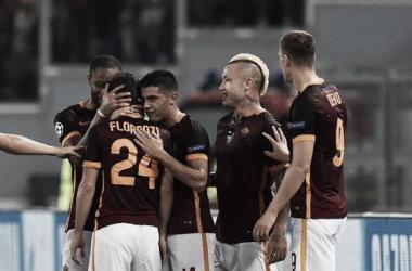 BATE Borisov - Roma: en busca del primer triunfo