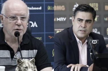 Presidente do Avaí cobra Atlético-MG pela venda de Guga; Sette Câmara rebate