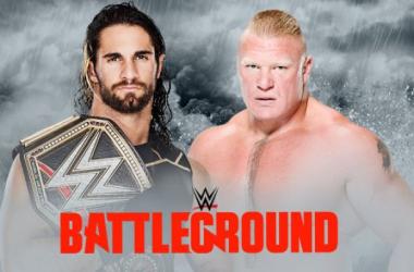 WWE Battleground Results 2015