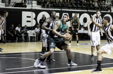 Bauru se recupera após intervalo, se impõe e derrota Botafogo no NBB