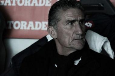 """Mesmo satisfeito com a grande vitória, técnico Bauza avisa: """"Ainda nos falta 50%"""""""