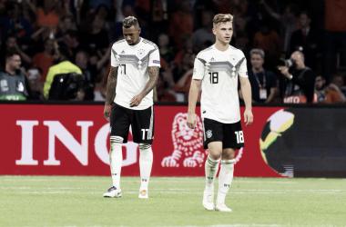Decepcionante presentación teutona | Foto: @FCBayern