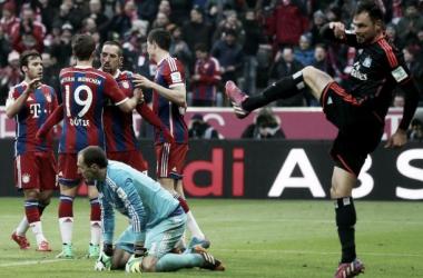 Preview Bayern Monaco - Amburgo