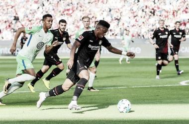 El Wolfsburg recibe al Leverkusen por la Jornada 25 de la Bundesliga | Foto: @bayer04_es