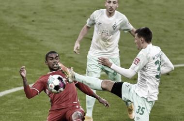 Pouco efetivo, Bayern tropeça e empata em casa com Werder Bremen