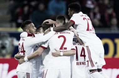 Bundesliga - Bayern forza 4 a Friburgo, titolo ad un passo