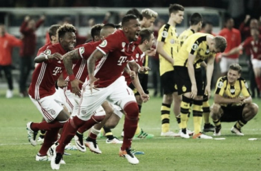 Nella scorsa edizione il Bayern sconfisse il Borussia in finale ai rigori, www.sports.re-publish.com