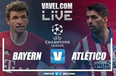 Resumen Bayern Múnich 4-0 Atlético de Madrid en Champions League 2020/2021
