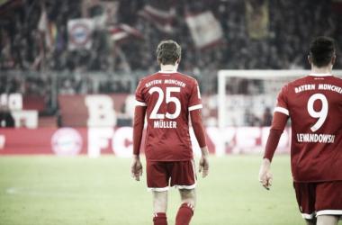 La efectividad de los goleadores del Bayern decidieron el encuentro | Foto: @FCBayernES