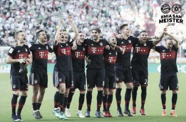 El Bayern ya es campeón pero queda mucho por disputar en la Bundesliga / Foto: @FCBayernEs