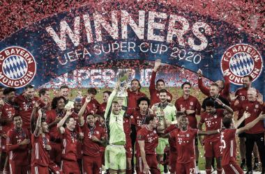 De virada, Bayern bate Sevilla na prorrogação e conquista Supercopa da Uefa