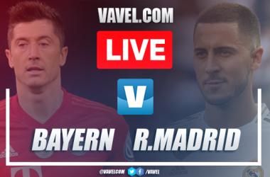 Bayern Munich vs Real Madrid: Live Stream and Score Updates (0-0)