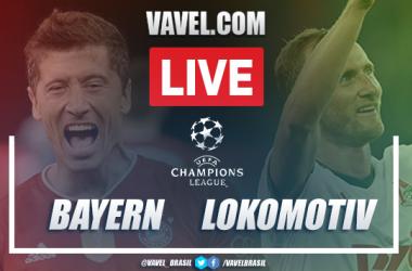 Gols e melhores momentos de Bayern de Munique 2x0 Lokomotiv Moscou pela Champions League