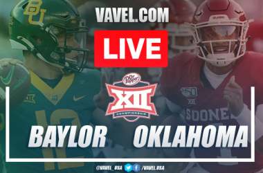 Full Highlights: Baylor 23-30 Oklahoma, 2019 Big 12 Championship