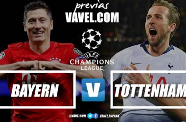 Previa Bayern Múnich vs. Tottenham Hostpour: duelo por el orgullo