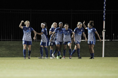 Boston picked up their first win in over two months | Source: bostonbreakers.com