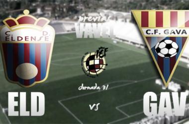 CD Eldense - CF Gavà: Una nueva final