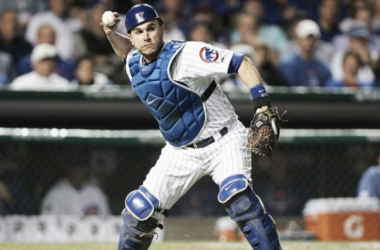 Miguel Montero sent to 15 Day DL; Federowicz called up