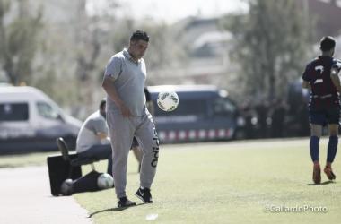 """Óscar Mena: """"Es un palo muy grande para nosotros"""""""