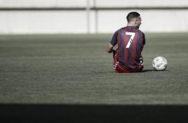 El CF Gavà no encontró el camino de la victoria | Foto: CF Gavà