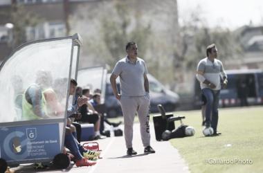 """Óscar Mena: """"Estamos en el buen camino"""""""