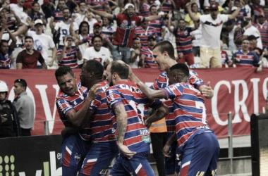 Com a vitória, Fortaleza chega aos 37 pontos na competição (Leonardo Moreira/ Fortaleza EC)