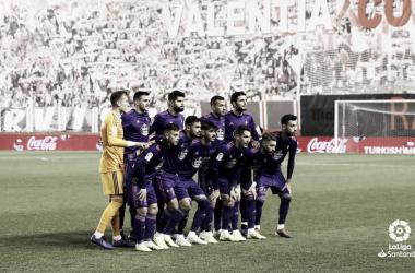 Plantilla del Celta de Vigo // Foto: La Liga